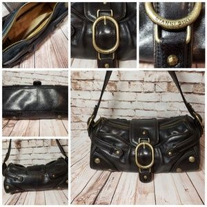 Gianni Bini Leather shoulder bag